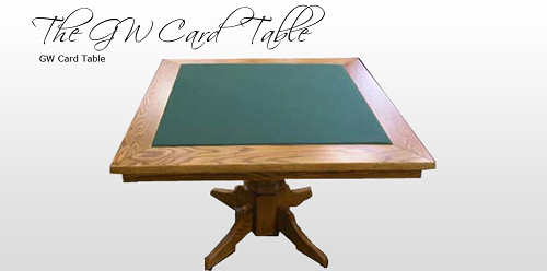 The GW Card Table