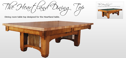 The Heartland Dining Top
