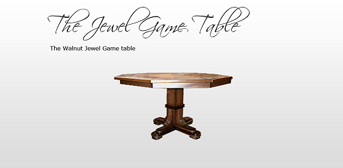 The Jewel Game Table