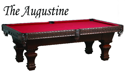 The Augustine Imperial Pool Table
